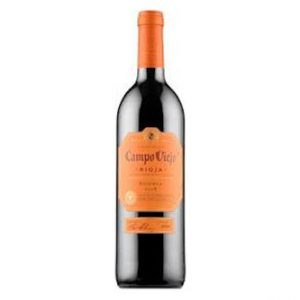 Bottle of Campo Viejo Rioja Reserva 75cl.