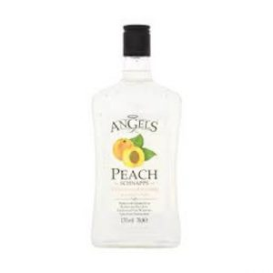 Bottle of Peach Schnapps 70cl.